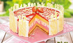 holler erdbeeren torte