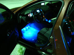 Led Glow Interior Lights Installation — Car Interiors : Best ...
