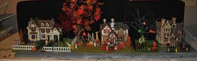 Lemax Halloween Village 2012 by Village Vignettes September 2012
