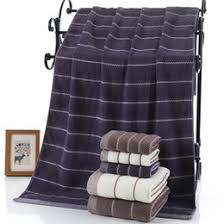 Purple Decorative Towel Sets by Discount Striped Bath Towel Sets 2018 Striped Bath Towel Sets On