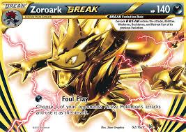 yveltal ex zoroark deck profile pokéspot