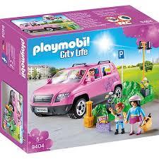 playmobil 9404 familien pkw mit parkbucht playmobil city