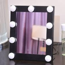 Square Vanity Mirror Makeup Mirror Cosmetic Folding Portable