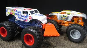 Ice Cream Man Monster Truck Toy - Review At The Freestyle Truck Toy Monster Jam Trucks For Sale Compilation Axial 110 Smt10 Grave Digger 4wd Rtr Accsories Bestwtrucksnet Jumps Toys Youtube Learn With Hot Wheels Rev Tredz Assorted R Us Australia Amazoncom Crushstation Lobster Truck Monster Jam Diecast Custom Built Hot Wheels Cody Energy 164 Toysrus Truck Mini Monster Jam Toys The Toy Museum Wheels Play Dirt Rally Good Group Blue Eu Xinlehong Toys 9115 24ghz 2wd 112 40kmh Electric