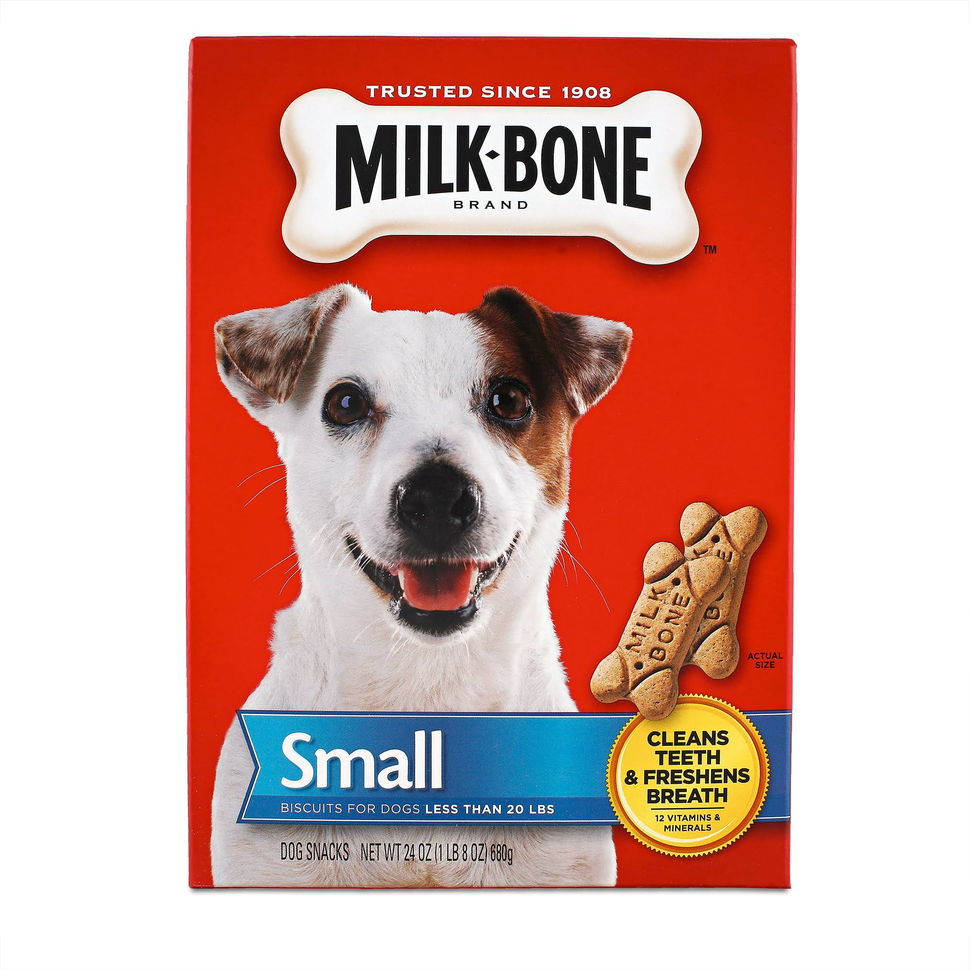 Milk Bone Dog Snacks - Small