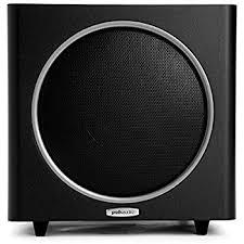 Polk Ceiling Speakers Amazon by Amazon Com Polk Audio Psw110 10 Inch Powered Subwoofer Single