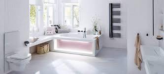 moderne wandpaneele im bad ellerbrock
