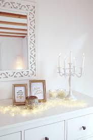 trendige deko in gold weiß schön bei dir by depot