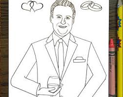 The Bachelor Coloring Book