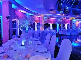 Walking In A Winter Wonderland Right Our Very Own Dome Room For Beautiful Wedding