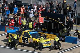 Talladega Truck Race Results: October 13, 2018 - Racing News Weekend Schedule For Talladega Surspeedway Pure Thunder Racing No 22 Truck Will Have A Trumppence Paint Scheme Todd Gliland Goes Wild Ride Nascarcom Fr8auctions Set To Become Eitlement Sponsor Of Truck Bad Boy Mowers Returns To With Make Motsports Lyons Pairs Reaume For Race Speed Sport Free Friday Mechanical Woes Knock Chase Briscoe Out Series Playoffs At Kvapils Good Run Ends In The Big One At New Nascar Flaps Malfunctioning Select Teams News 2014 Freds 250 Camping World