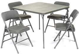 5pc XL Series Folding Card Table And Fabric Padded Chair Set, Gray ... Smartgirlstyle Folding Chair Makeover Padded Chairs For Sale Blue Club Chair Fc 332xl The Home Depot Cosco 5piece Beige Mist Portable Folding Card Table Set14551whd Nice With Poly Images Black Best 1950s Four For Sale In Hendersonville 5pc Xl Series And Vinyl Set White Amazoncom 2 Ultra Unusual Ding Room Drop Leaf And Meco Sudden Comfort Double 5 Piece Rental Norfolk Va Acclaimed Events Poker Table Wikipedia Find More Pending Pick Up At