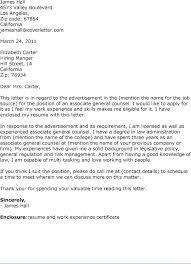 General Cover Letter Format General Cover Letters General Fax Cover