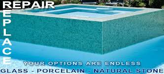pool tile repair pool coping repair pool plaster repair san diego