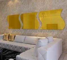 factory wholesale acrylic mirror decorative wall sticker acrylic