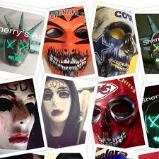 Purge Anarchy Mask For Halloween by Purge Maskssports Masksconcert Masks Sherry U0027s Art By Sherrysart11