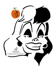 Mike Wazowski Jack O Lantern Pattern by Pumpkin Stencils Disney Pumpkin Carving Patterns Woo Jr Kids