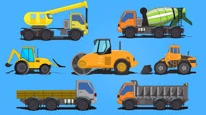 Construction Vehicles Kids - The Best Construction Of 2018
