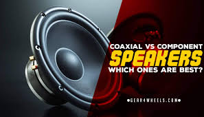 100 Best Truck Speakers Coaxial Vs Component Which Ones Are Gear4Wheels