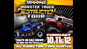 100 Monster Truck Show Miami Traxxas Destruction Tour In West Monroe