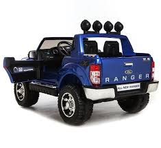 Ford Ranger Wildtrak XLS Electric Ride On Battery Jeep - Blue ... 12v Ride On Truck Car Kids Gmc Sierra Denali Vehicle Powered Amazoncom Kid Trax Red Fire Engine Electric Rideon Toys Games Magic Cars Big Seater Mercedes Remote Control W Parent Black Best Choice Radio Flyer Bryoperated For 2 With Lights Ford Ranger Wildtrak Xls Battery Jeep Blue Aosom 2in1 F150 Svt Raptor Step2 Jeronimo Monster And Transformers Style Childrens Power Wheels My First Craftsman 6v