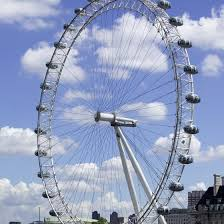 The Kid Friendly London Eye Offers Sprawling Views Of City