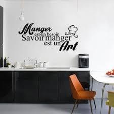 stickers citations cuisine stickers cuisine citation achat vente pas cher