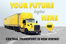 100 Truck Driving Jobs In San Antonio Tx Central Transport On Twitter Were Hiring Bound Supv