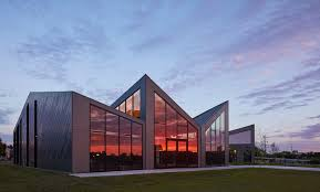 100 Boathouse Architecture Rowing Rhapsody Metal