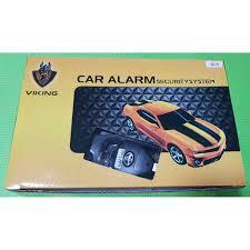 100 Auto Re Car Alarm Security System Viking