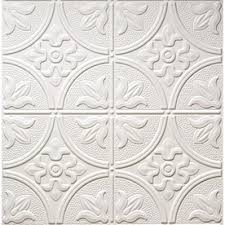 Black Acoustic Ceiling Tiles 2x4 by Shop Ceiling Tiles At Lowes Com