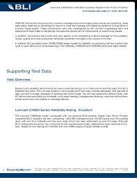 Equipment Product Evaluation 2
