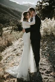 Modest Wedding Dress With Long Sleeves From Alta Moda Bridal Gown