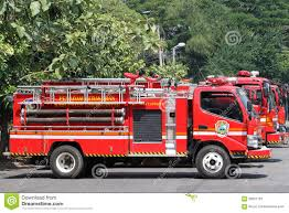 Fire Truck Editorial Photo. Image Of Fire, Central, Indonesia - 59251761