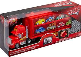 Disney Pixar Cars Mack Transporter Vehicle Red FLG70 - Best Buy
