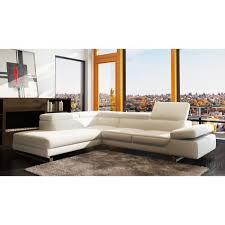 canapé d angle de luxe canapé d angle en cuir luxe italien 5 6 places george blanc angle