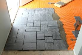 tiles slate sheera modular tile laying slate floor tiles