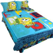 Spongebob Toddler Bedding by Cute Spongebob Room Decor