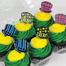 Decorated Cakes Cookies Cupcakes