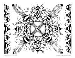 Coloring Pages For Adults And Grown Ups Are Perfect Stress Relief Coping With Pain