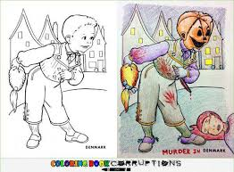 You Can Always Check Out More Coloring Books Gone Wrong Here