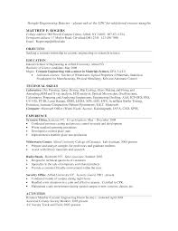 Sample Engineering Resume Format | Templates At ... Aircraft Engineer Resume Top 8 Marine Engineer Resume Samples 18 Eeering Mplates 2015 Leterformat 12 Eeering Examples Template Guide Skills Sample For An Entrylevel Civil Monstercom Templates At Computer Luxury Structural Samples And Visualcv It