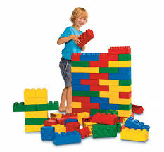 Giant Building Blocks Large Foam Rubber LEGO Blocks For Toddlers