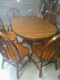 4 6 Chair Dining Room Table For Sale In Cicero IN