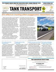 100 Bentley Warren Trucking Tank Transport Trader_Jan2020 Pages 1 28 Text Version
