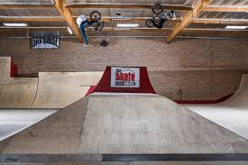 100 The House Skate Park Visit LAs Only Indoor Park