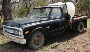 1969 Chevrolet C30 Flatbed Pickup Truck | Item F6600 | SOLD!...