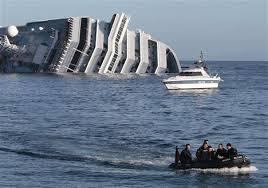 cruise ship threatens marine paradise off italy worldnews