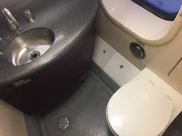 Does Amtrak Trains Have Bathrooms amtrak acela business class review points with a crew