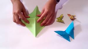 15 Origami 3D Butterfly